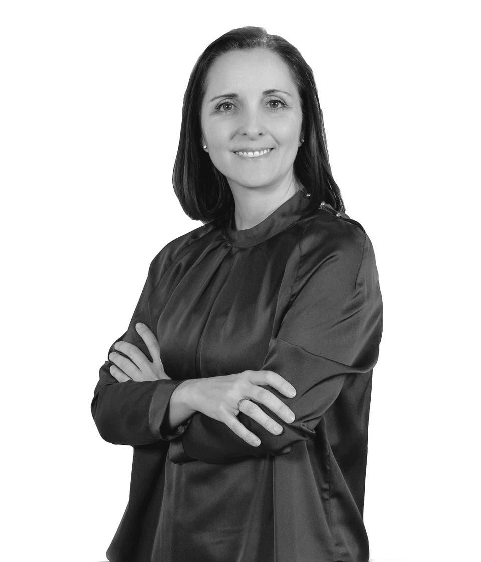 Marta San Pedro, Research Services Managing Director, dentsu