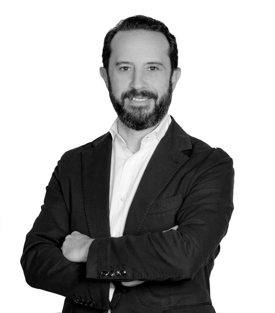 Ramón Alonso Fernández, Director General de Inversión y Operaciones dentsu España