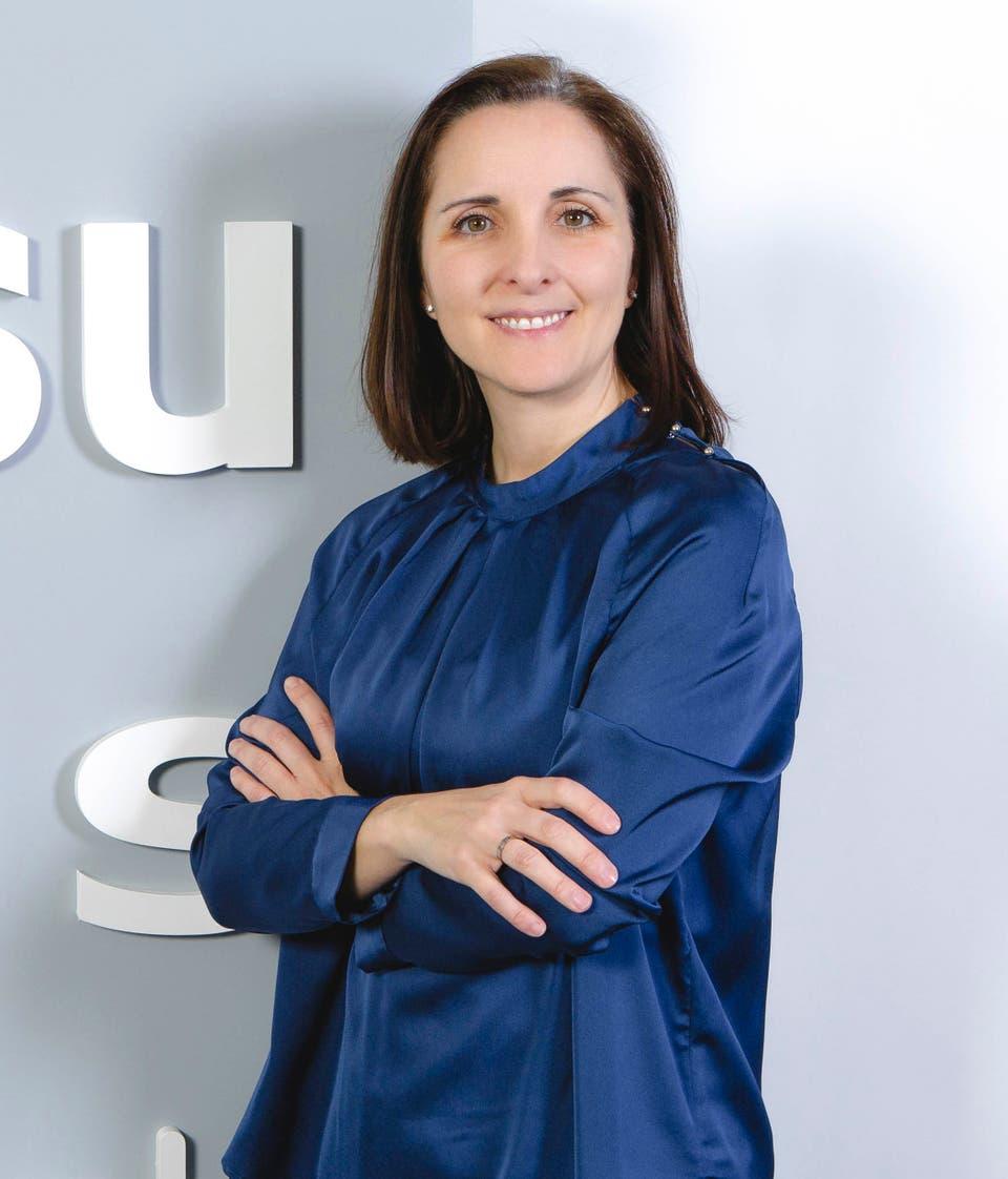 Marta San Pedro, Research Services Managing Director, Dentsu Aegis Network