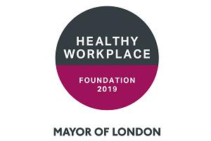 Healthy Workplace Foundation 2019 Logo