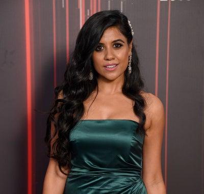 Priya Davdra attends the inside Soap Awards