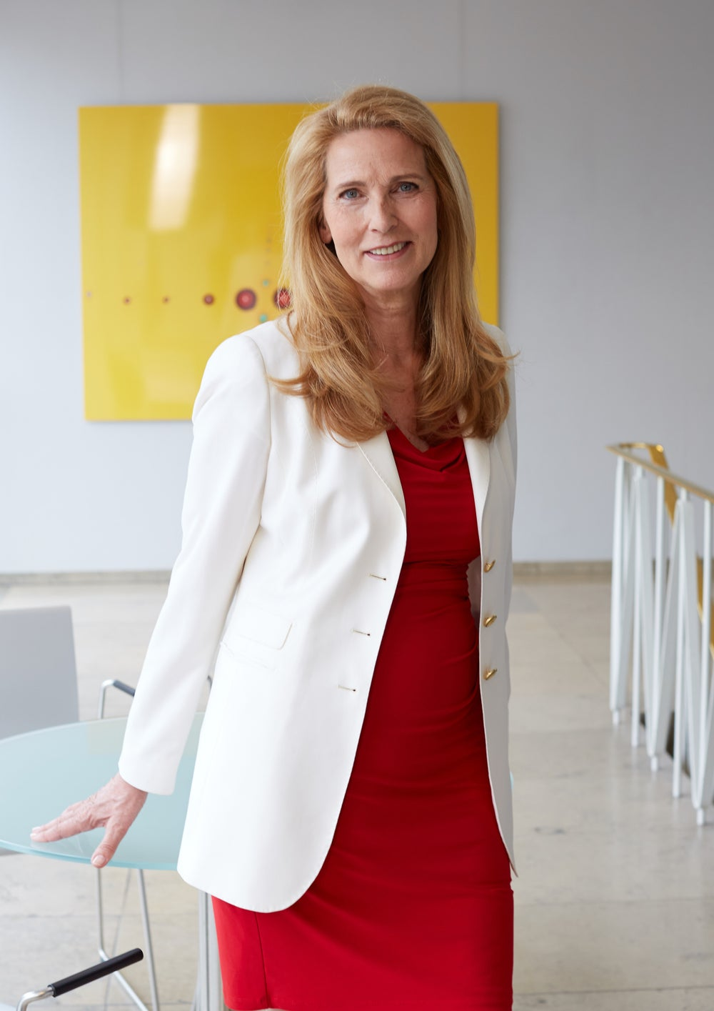 Dr. Elke Neujahr, Global CEO DKMS