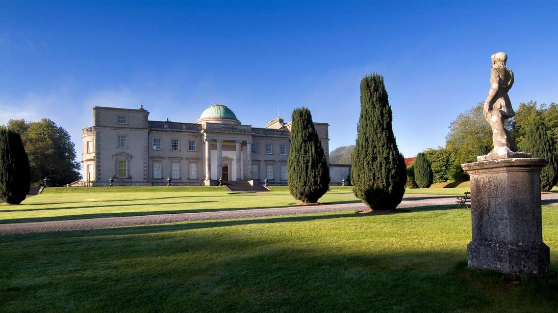 Emo Court and gardens, County Laois