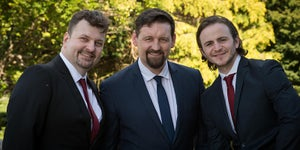 The Three Tenors LIVE Ireland's Greatest Voices • St Patrick's Cathedral