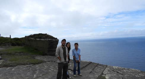 Image of a Cliffs of Moher Walking Tour in County Clare