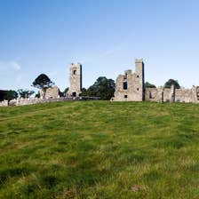 Image of the Hill of Slane in County Meath