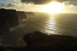 Cliffs Of Moher - Railtours Ireland First Class!