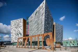 Titanic and Belfast City Tour - Railtours Ireland First Class!