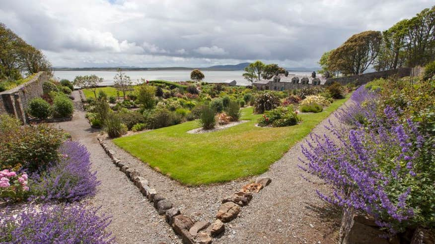 There's no end to the beauty of Lissadell House and Sligo.