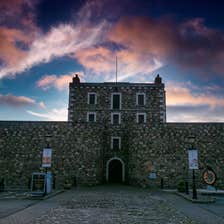 Image of Wicklow Historic Gaol in Wickow Town in County Wicklow