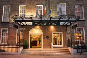 Buswells Hotel Bar