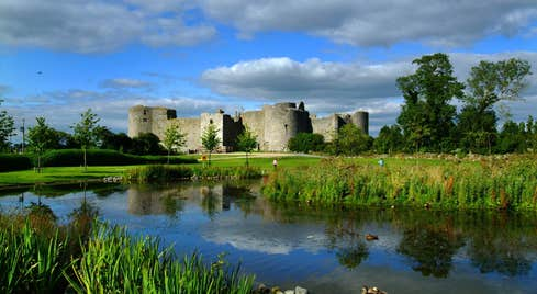 Image of Roscommon Castle in County Roscommon