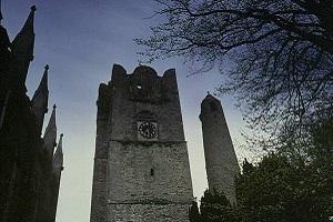 Swords Round Tower & Belfry