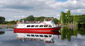 Corrib Tours on the Corrib Princess