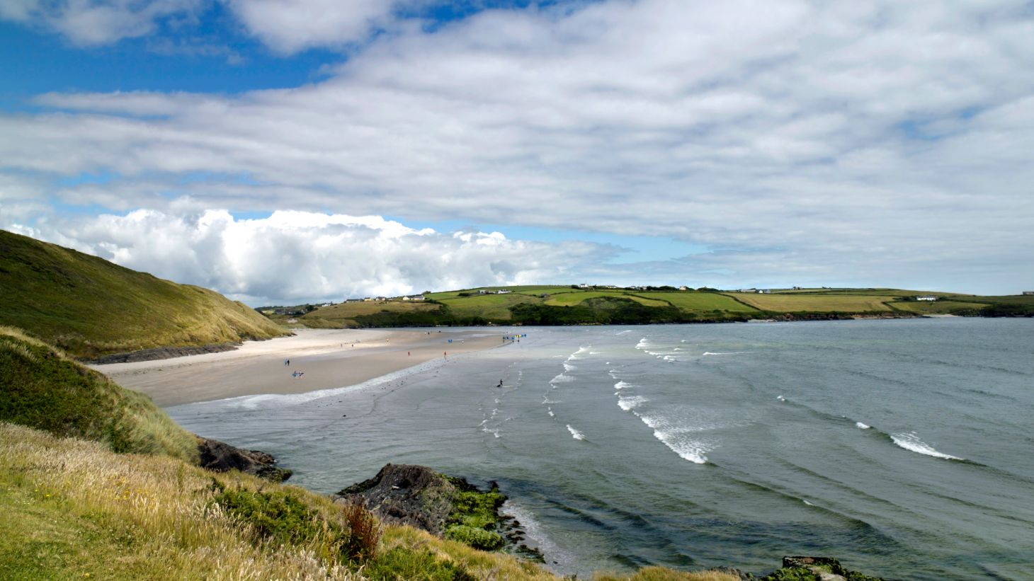 The beautiful Inchydoney Beach, Clonakilty, Co. Cork.