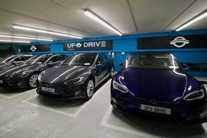 UFODRIVE – Advanced Car Rental