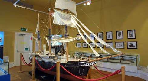 Shackleton Museum Athy