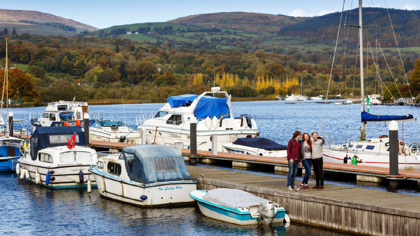 Join Killaloe River Cruisesandexplore the River Shannon and LoughDerg.