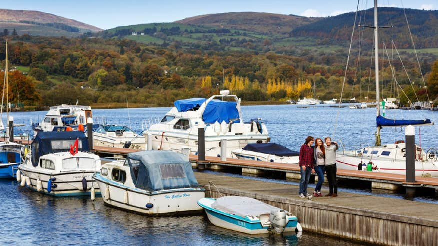 Join Killaloe River Cruises and explore the River Shannon and Lough Derg.