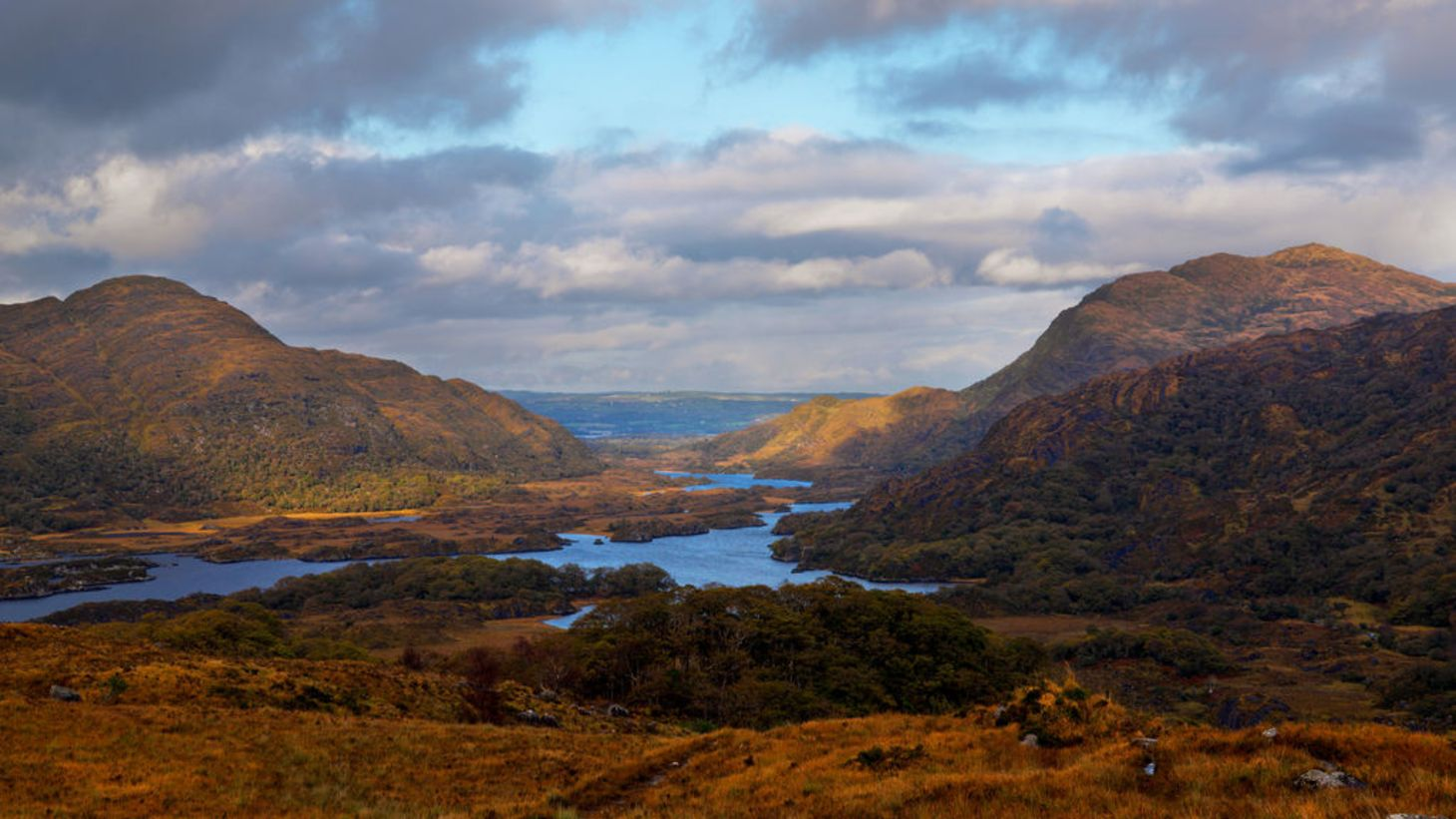 See the truly incredible landscapes of Killarney National Park in Kerry.