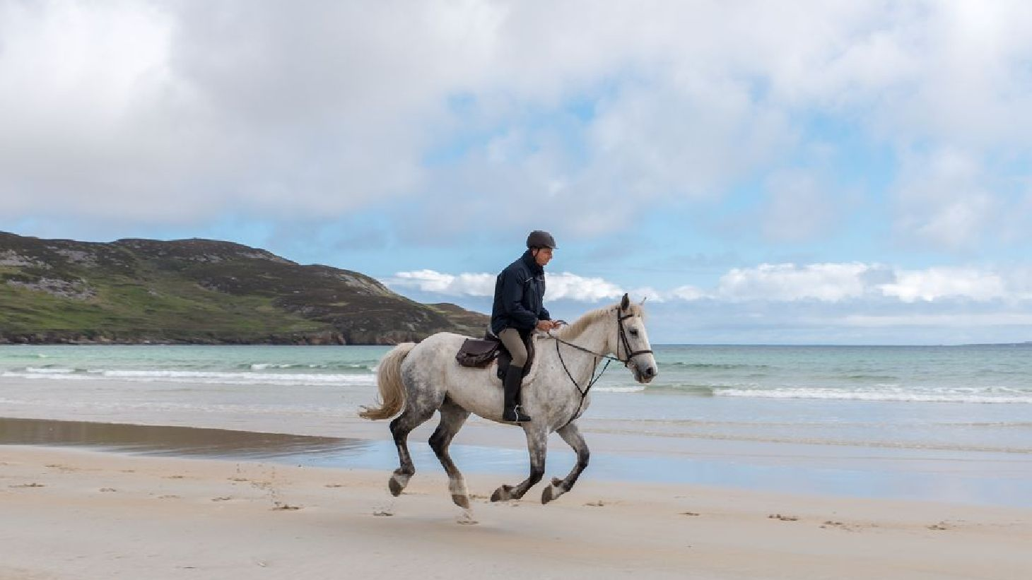 Take a visit to Dunfanaghy Stables.
