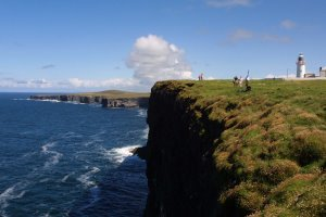 Wild Atlantic Way featuring Loop Head Peninsula