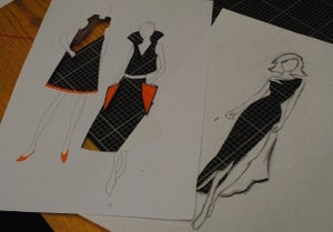 Online Workshop for Teens: Drawing Fashion