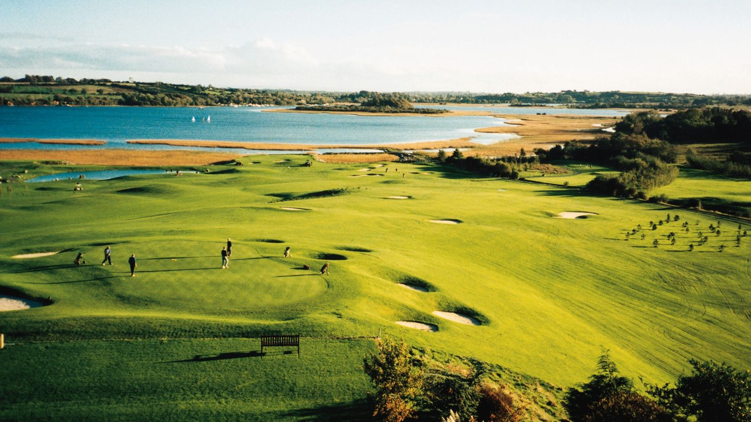 Visit Glasson Golf Club in Athlone, County Westmeath.