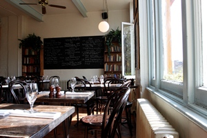 Winding Stair Bookshop and Restaurant