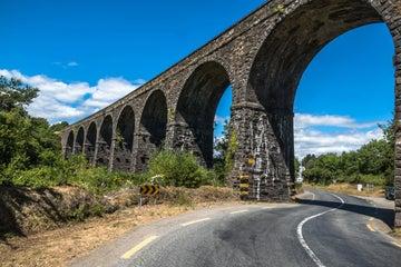 Image of the bridge in Kilmacthomas in County Waterford