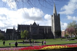 Dublino a piedi