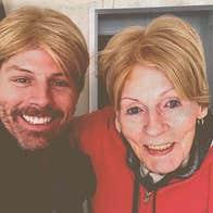 Des Bishop comedy show Mia Mamma