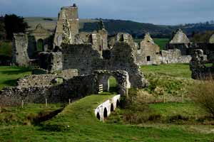 Athassel Abbey near Golden, Co Tipperary