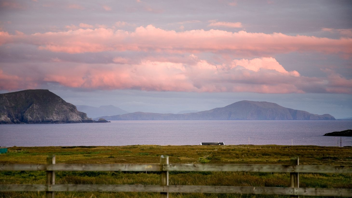 Visit the incredibly beautiful Achill Island.