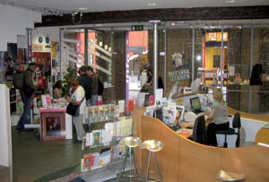 Temple Bar Cultural Trust and Temple Bar Cultural Information Centre
