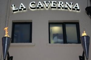 La Caverna Restaurant and Wine Bar