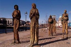 Famine Memorial