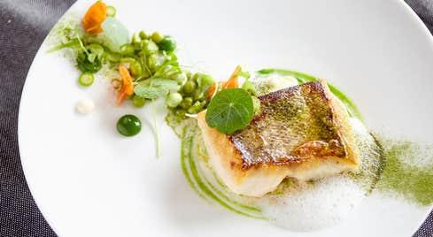 Lemon Tree Restaurant Donegal Fish Dish