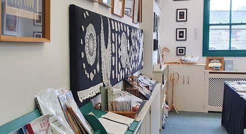 Kenmare Lace and Design Centre in Kenmare