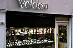 J W Weldon