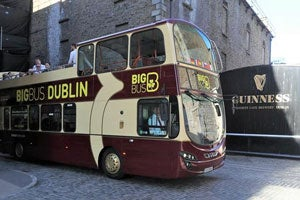 Hop On Hop Off Tour - Big Bus Tours Dublin