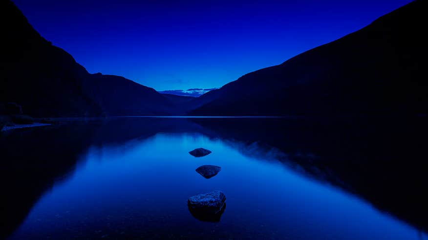Glendalough truly is a magical place.
