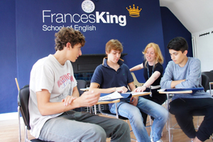 Frances King School of English