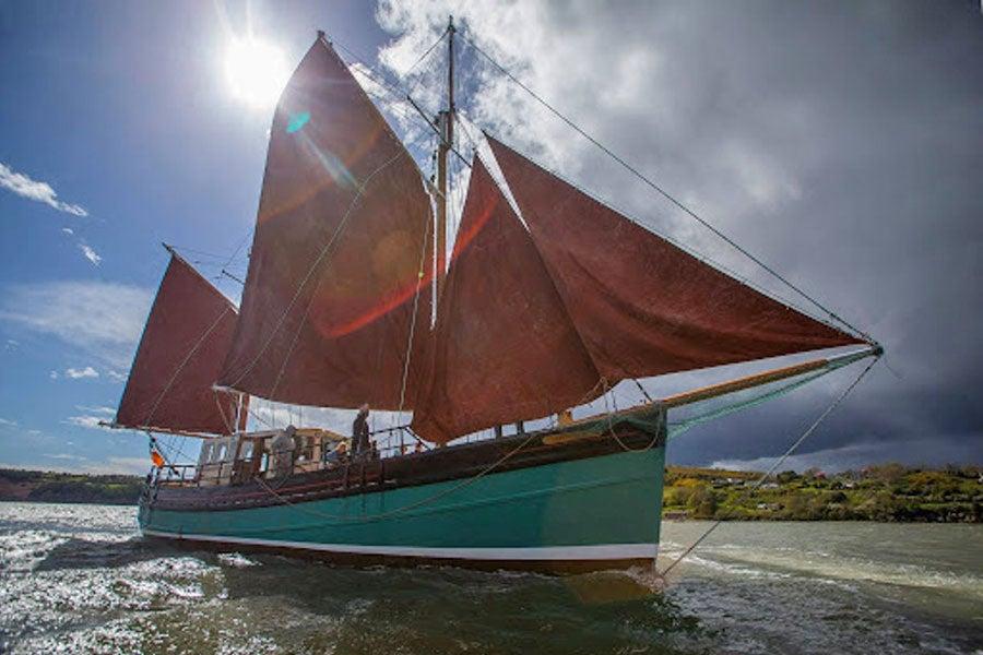 Dublin Under Sail