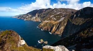 Sliabh Liag (Slieve League) Cliffs