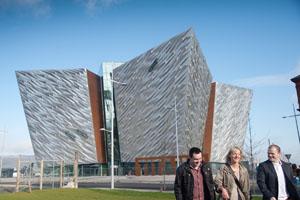 The Belfast Titanic Tour -  Finn McCools Tours