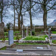 Image of Drumcliffe Church and Grave of W.B Yeats