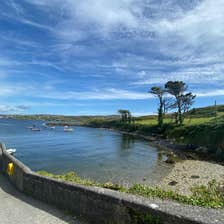 Image of the pier on Sherkin Island in County Cork