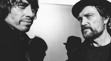 Stripped down and Acoustic: Steve & Joe Wall of The Stunning and The Walls