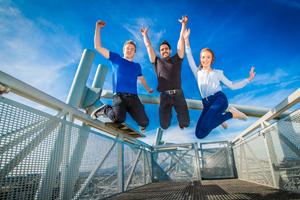 Ericsson Skyline Tour Croke Park
